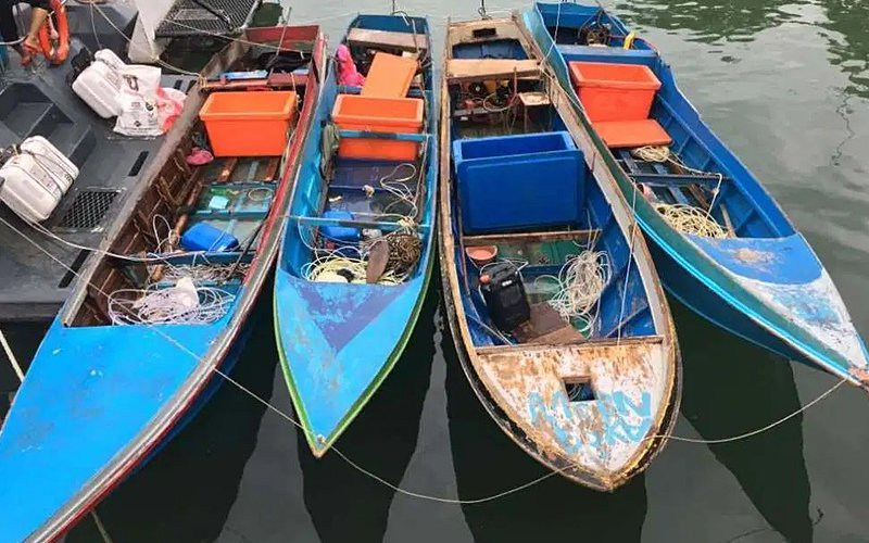 Ex-Sabah minister wants pump boats banned after latest shootout