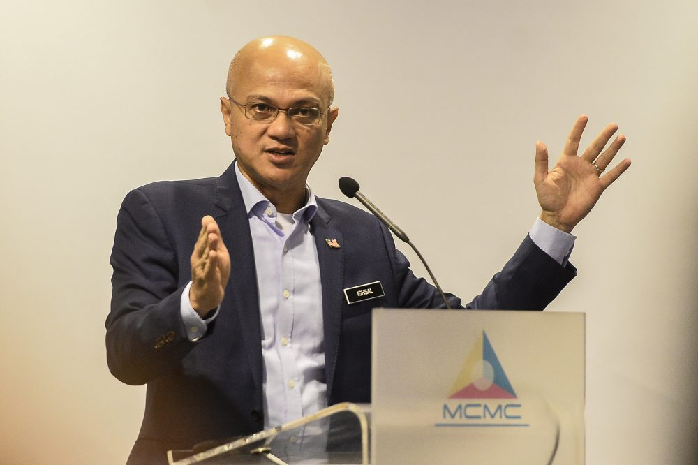 NFCP to be funded by telcos, not taxpayers, says MCMC chairman