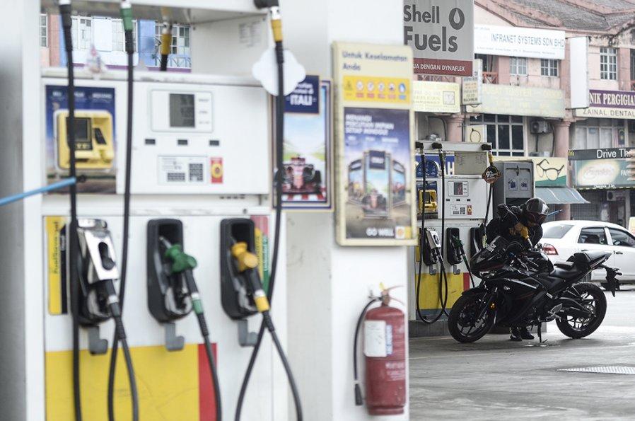 新一周燃油价格出炉! RON97上涨12仙