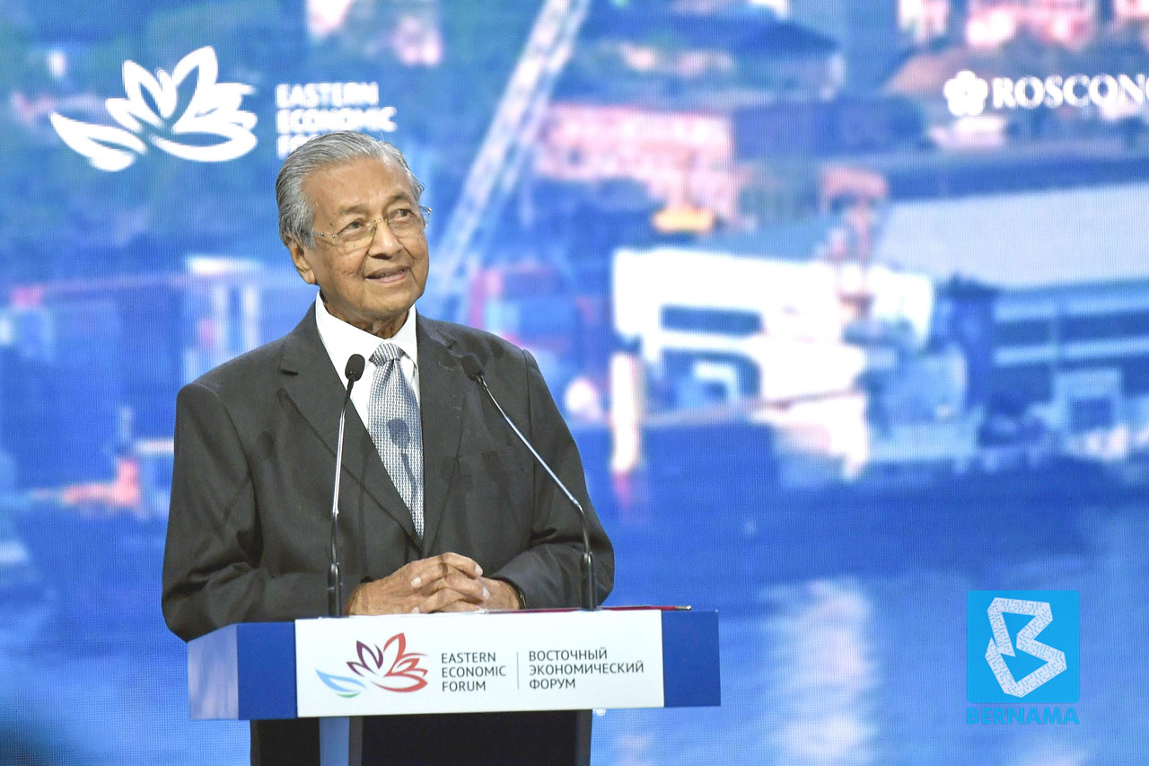 Russia's move to develop eastern provinces accords new market opportunities for Malaysia