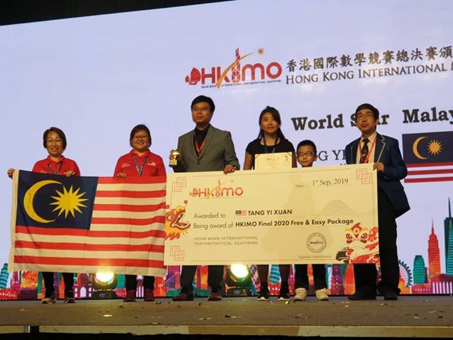 M'sian students win global Olympiad tournament in Hong Kong