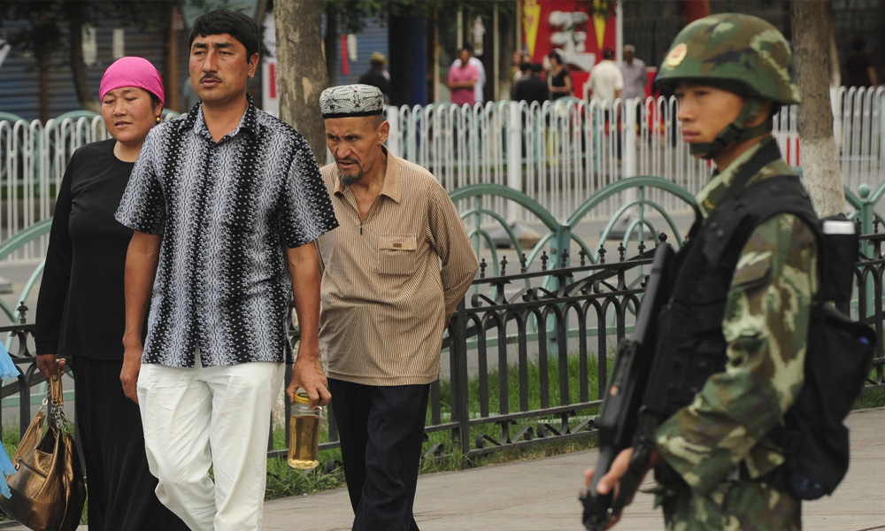 Uyghur activist wants China to stop spying on ethnic minorities
