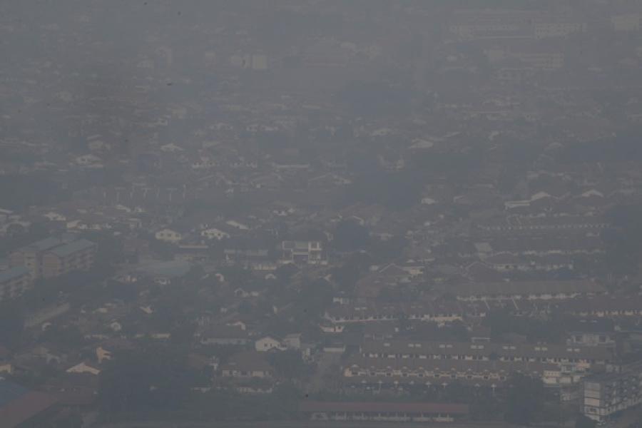 砂拉越6区空气污染指数呈不健康水平