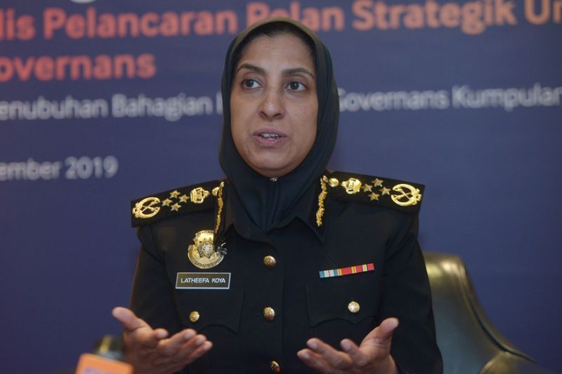 Politicians without integrity hampering reforms, says MACC chief