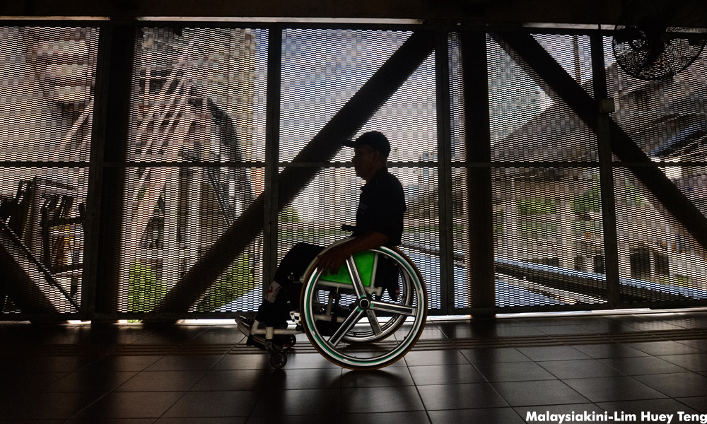 M'sia needs at least seven independent living centres to help the disabled