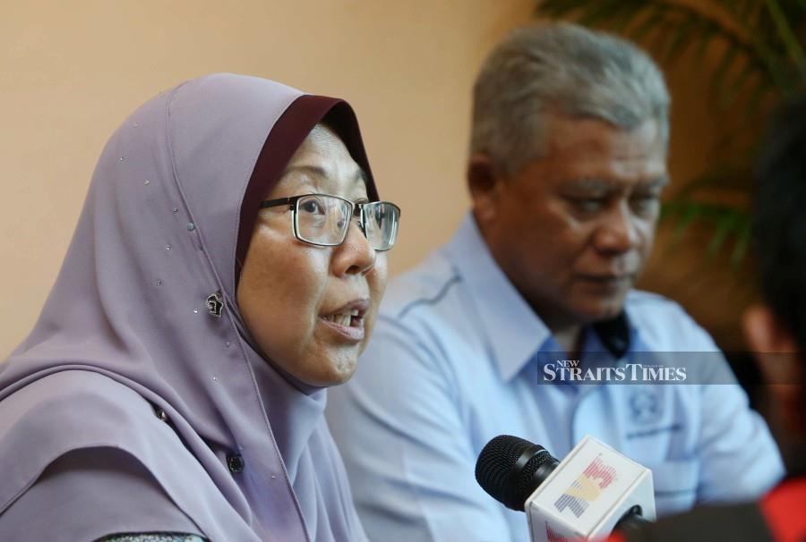 Fuziah suggests trial run for bauxite mining
