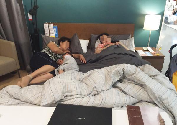 中国IKEA现「睡觉」潮 中国区负责人:欢迎来商睡觉