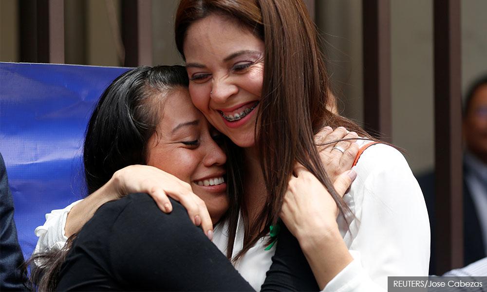 Salvadoran prosecutors take aim, again, at woman in abortion case
