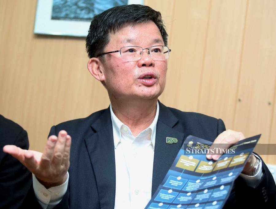 16 champions officers selected to spearhead Penang 2030 Vision