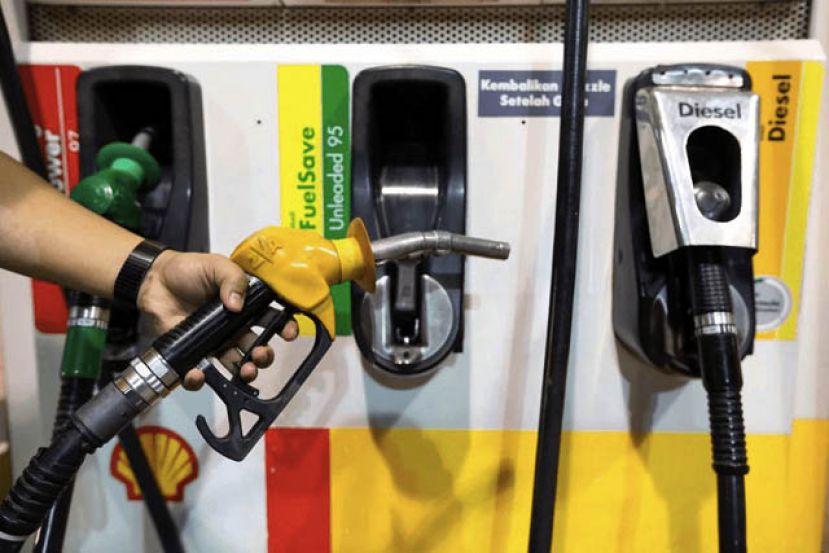 最新油价:RON97上涨12仙