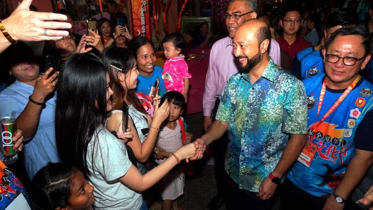 Kedah expects to draw more investments from China: Mukhriz