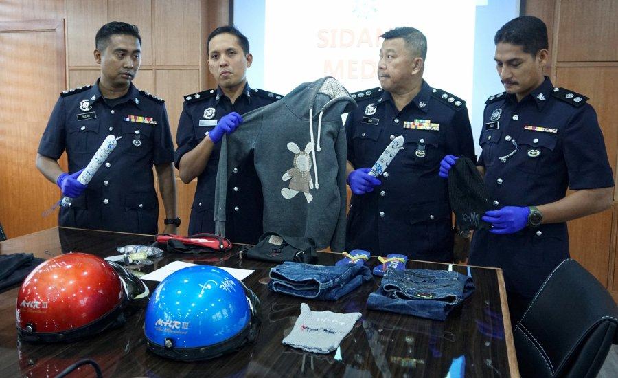 2 'Kecik' robbery gang members nabbed in Langkawi