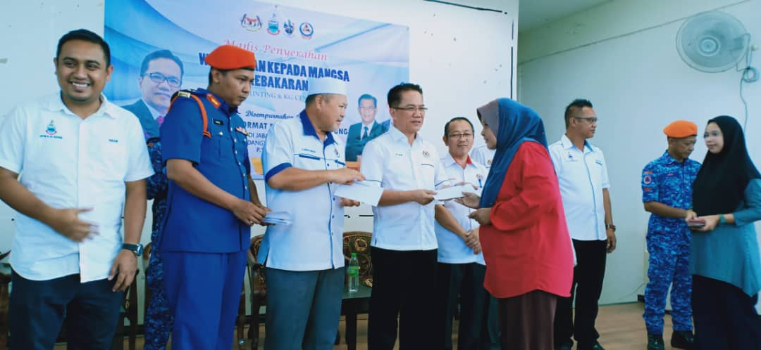 Fire station to be built in Batu Sapi next year – Liew