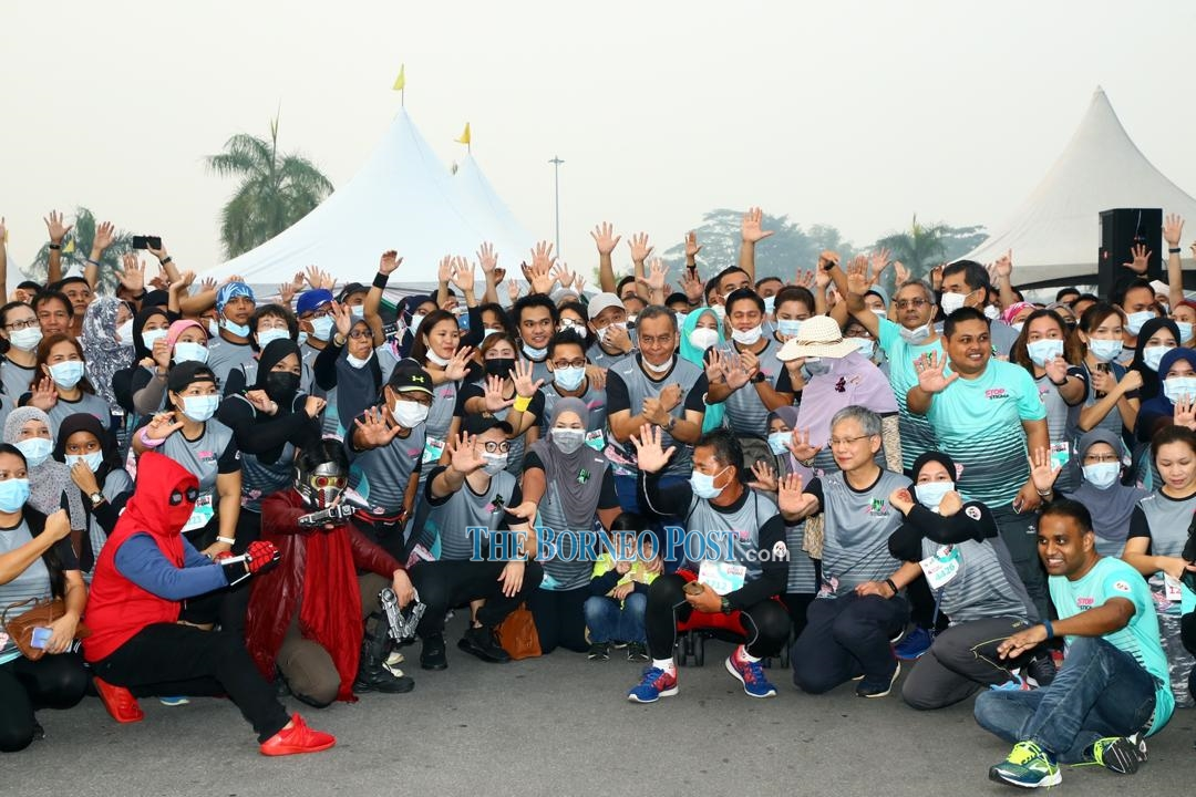 Health Dept to instruct all Kuching health facilities to hand over data of patients with haze-related illnesses