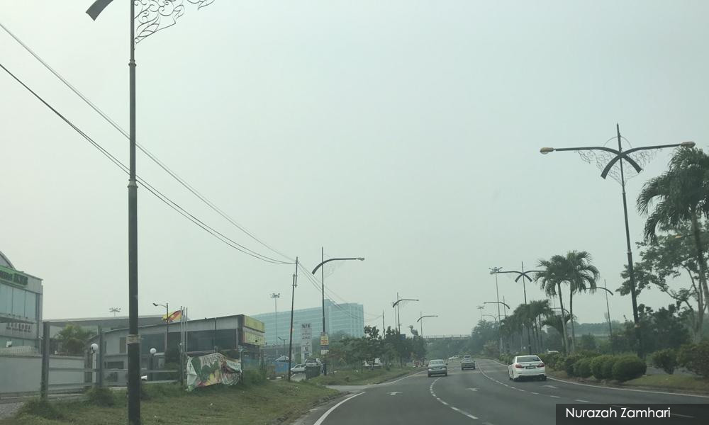 Schools in nine Sarawak districts forced to close due to haze