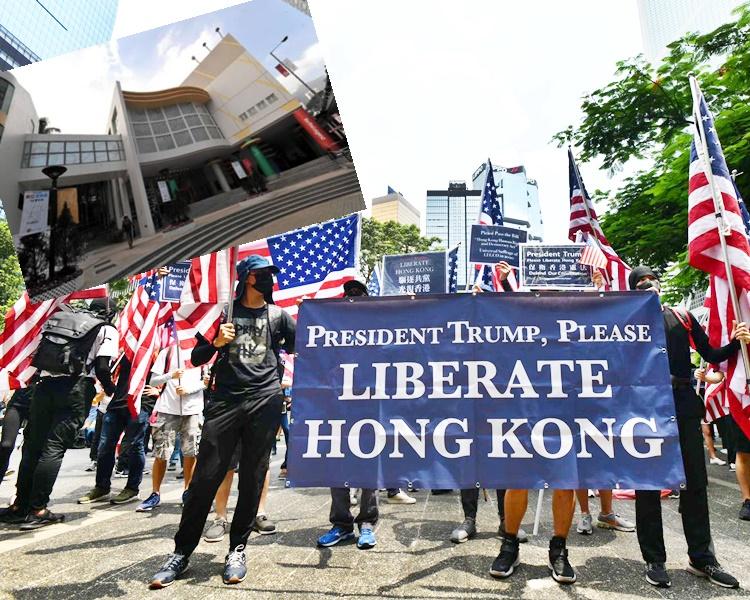 【修例风波】香港公园体育馆及壁球中心提早关闭