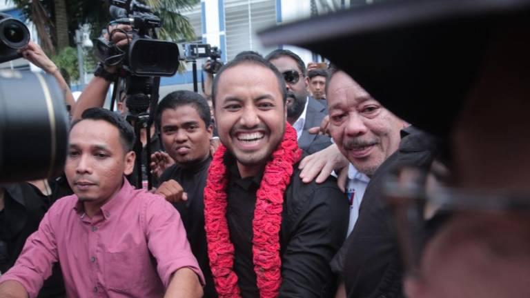Complainant in brawl case involving Farhash withdraws police report