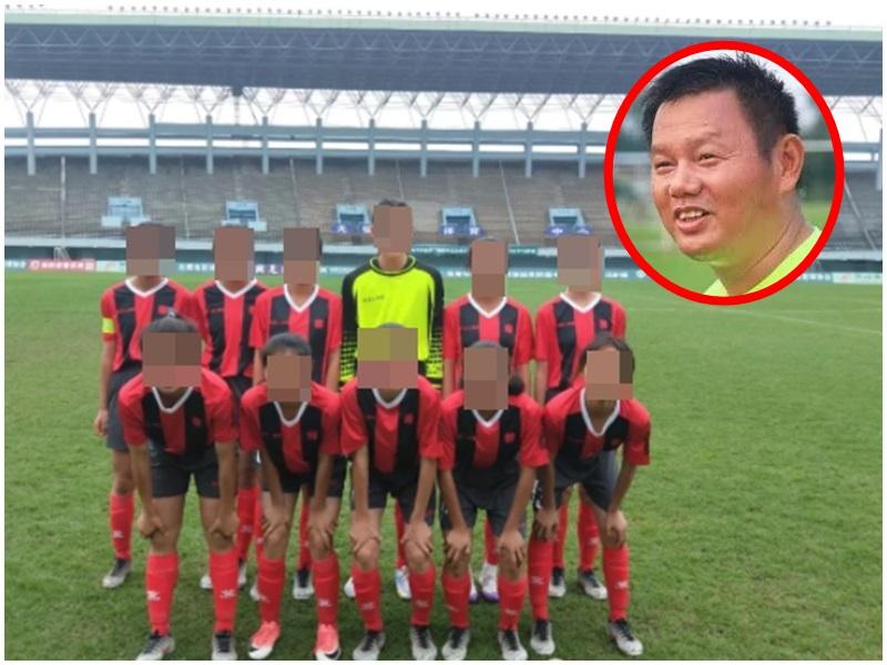 江苏女足教练被举报猥亵 以担任正选诱球员脱光