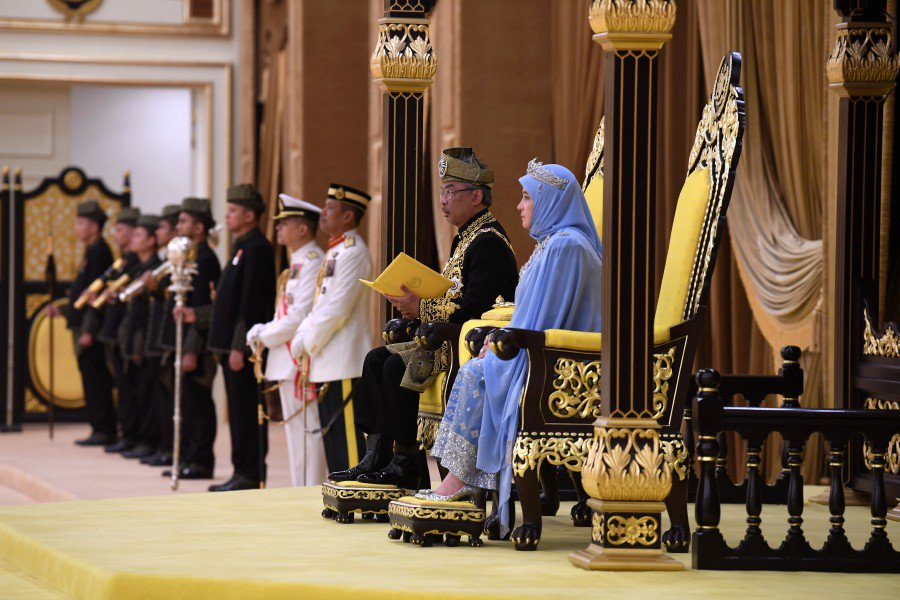 Royal birthday: King confers awards, medals on 795 recipients