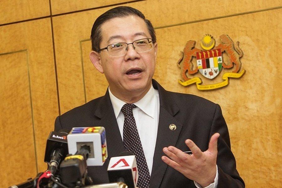 林冠英批马华国大党仍与巫伊合作