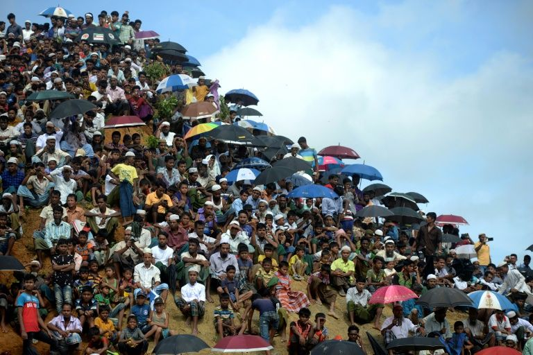 Bangladesh halts new SIM card sale in rohingya camps