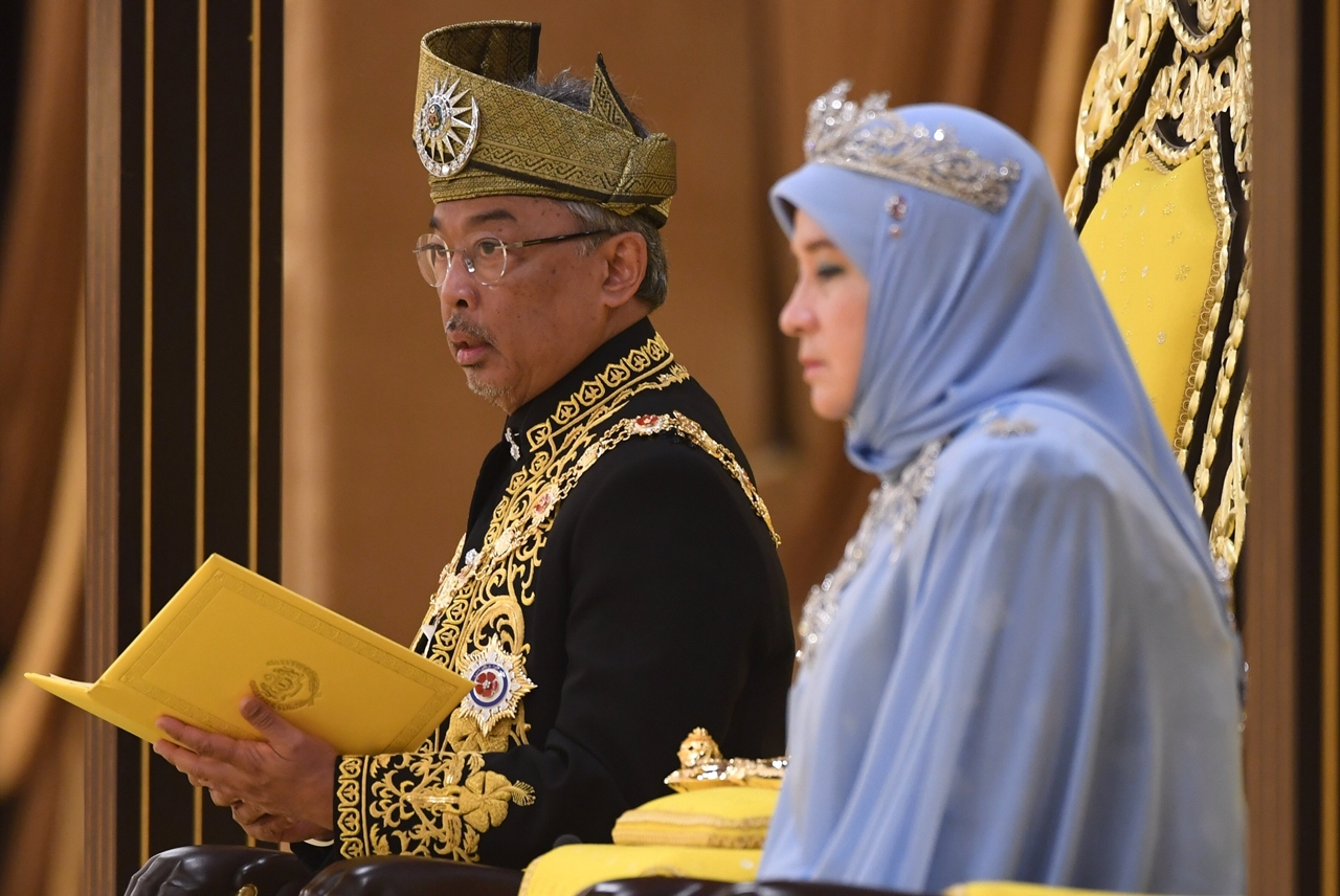 Do not play up sensitive issues – Agong