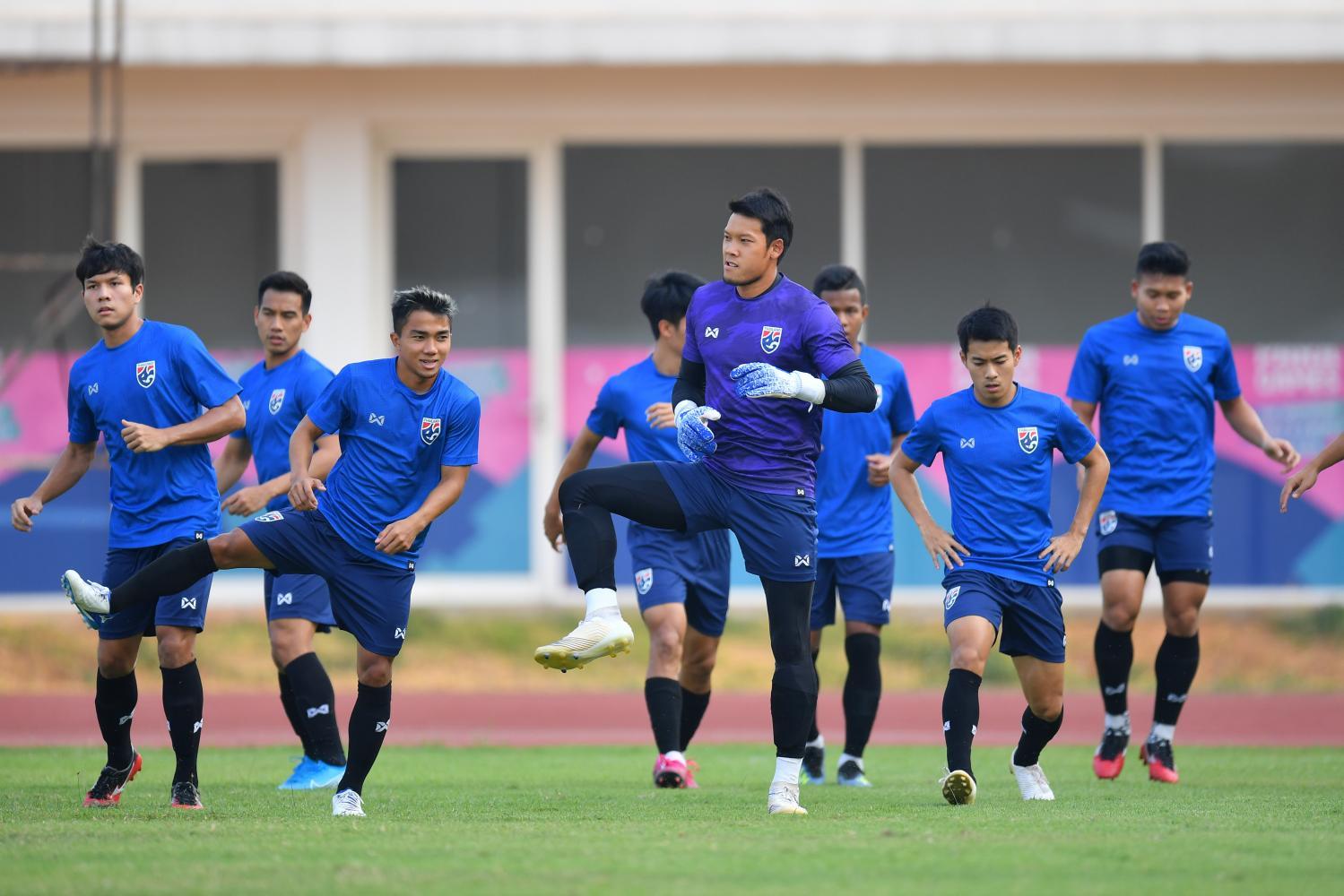 Thais eye end to goal drought