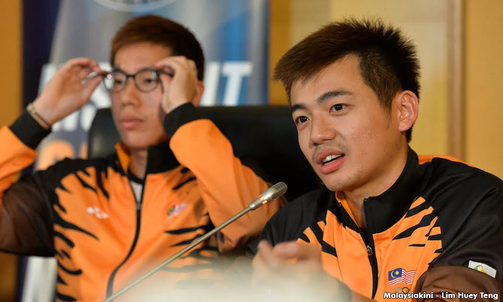Malaysian pair grab second title at Taiwan Open