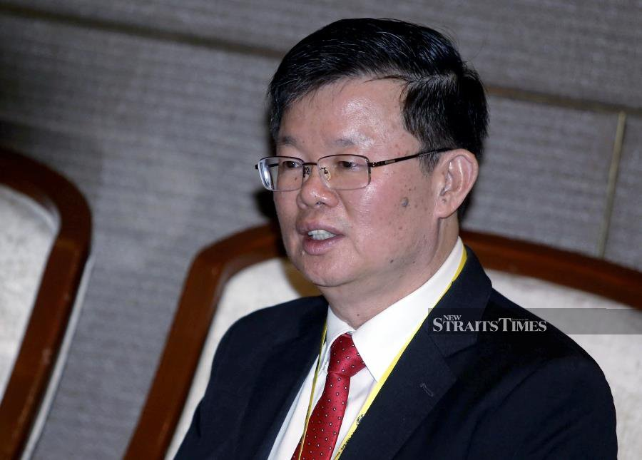 Chow: Penang to engage with fishermen, not NGOs