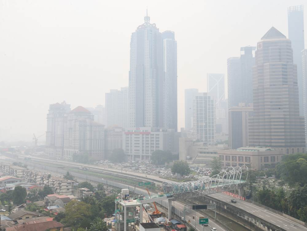 Selangor Health Dept: Take preventive steps to reduce health effects caused by haze