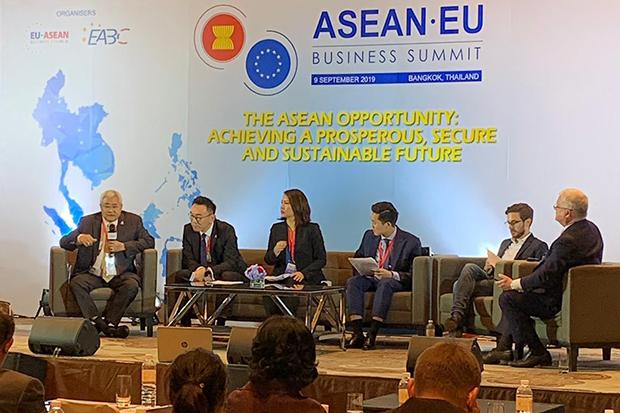EU ambassador upbeat on Thai FTA talks