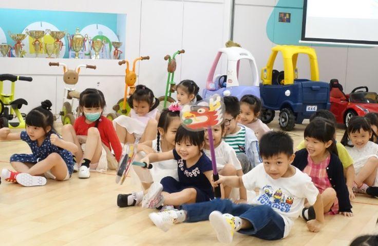 东华三院何蓝琼缨幼稚园 10月19日举办课程简介会及新生导览日