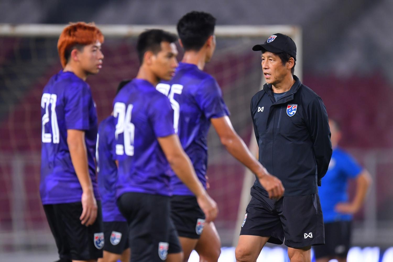 Score goals, Nishino tells Thais
