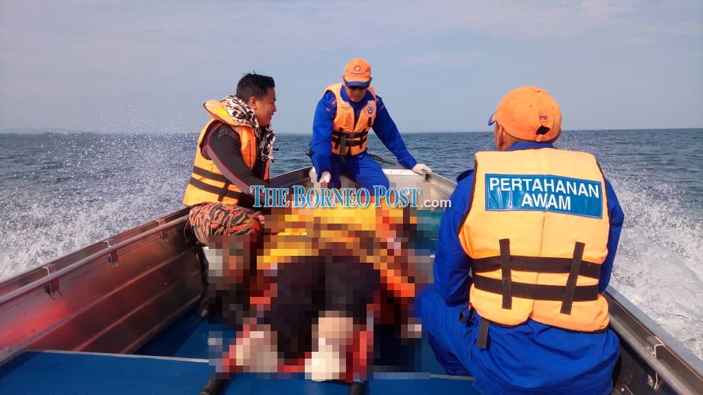 Missing after fishing trip: SAR team recovers Yeu's body, two others still missing
