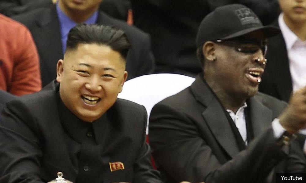Ex-basketball star Dennis Rodman says Korea peace deal 'could still work'