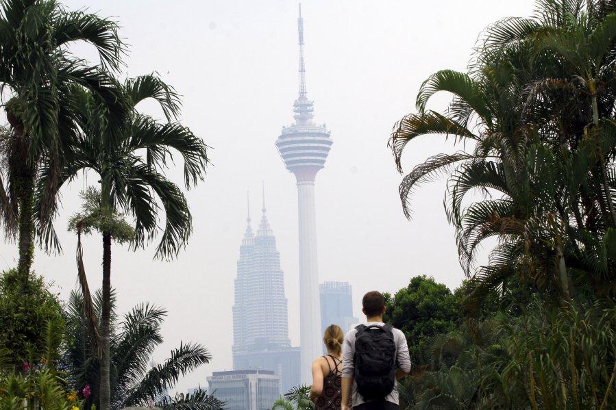 印尼抛数据 否认是烟霾祸首