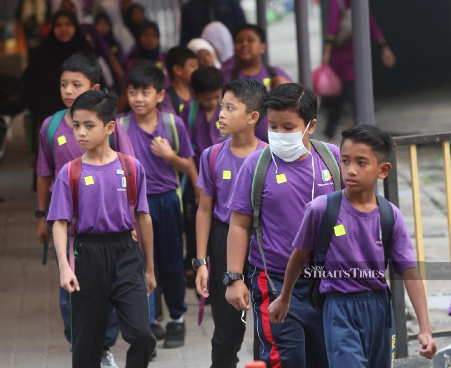 Waiting to inhale: Much of Malaysia blanketed by haze