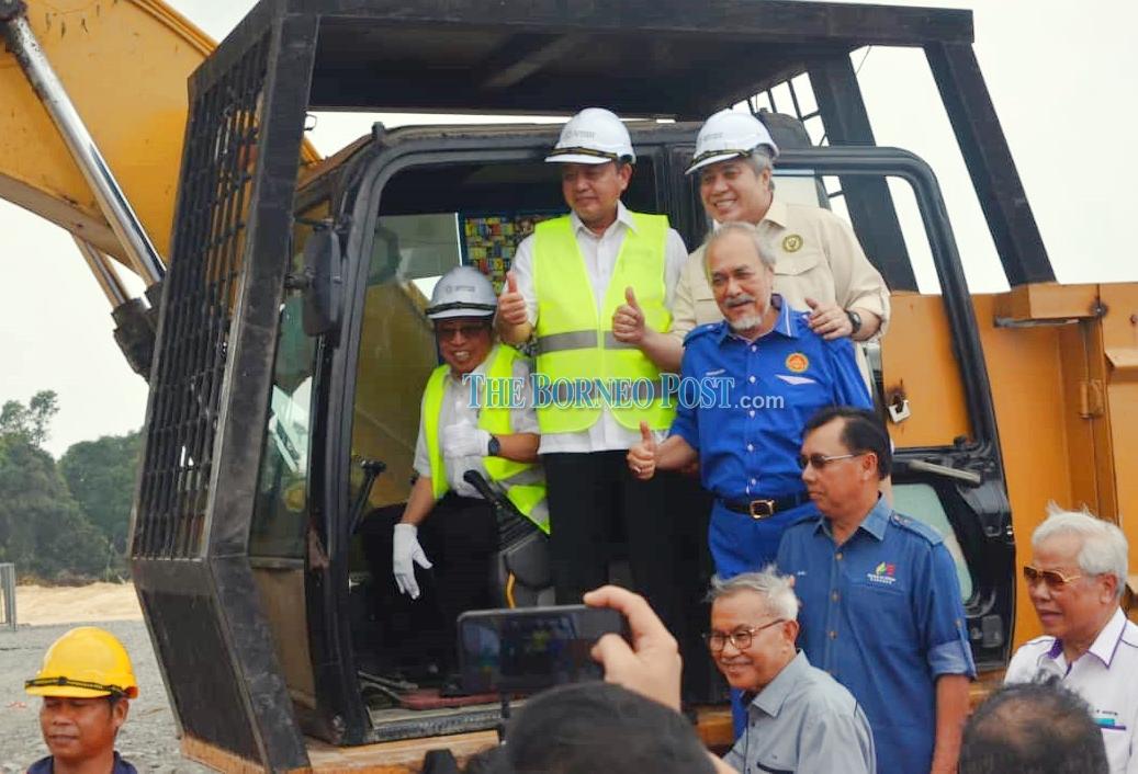 CM: Sarawak Petchem Methanol project set to turn Bintulu into petrochemical hub in region