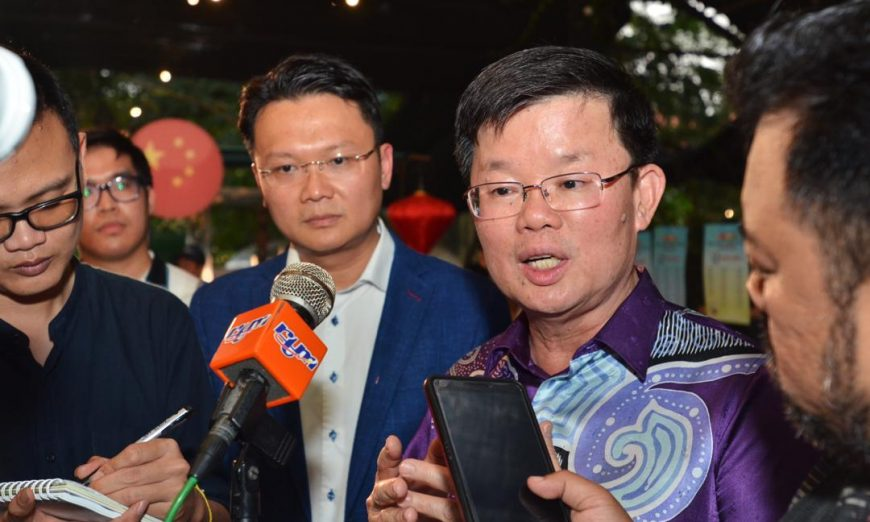 Penang is in no hurry to introduce Gojek