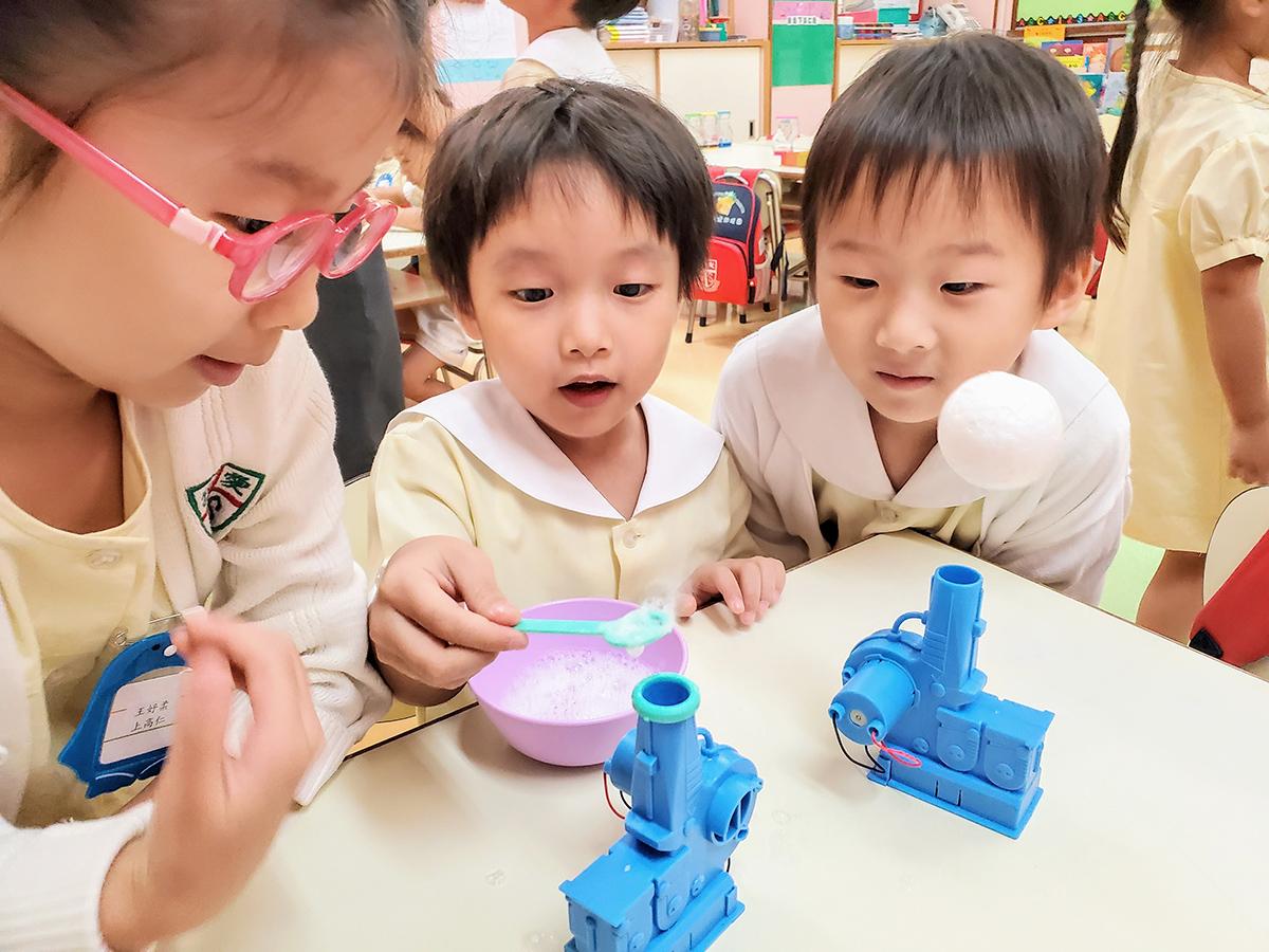 圣公会牧爱幼稚园 10月12日举办开放日及游戏日