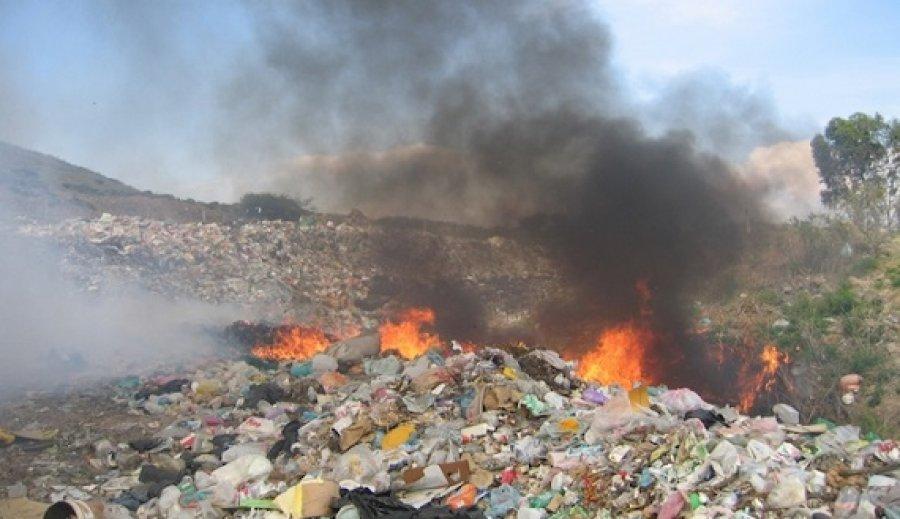 环境局:禁止露天焚烧