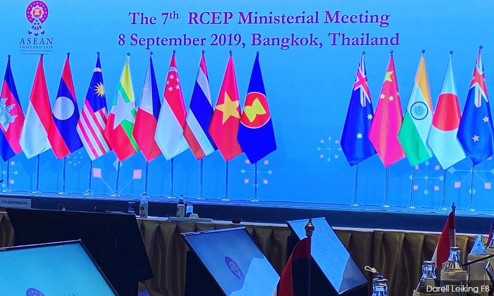 RCEP presents 'a danger to Malaysia' by way of possible lopsided deals