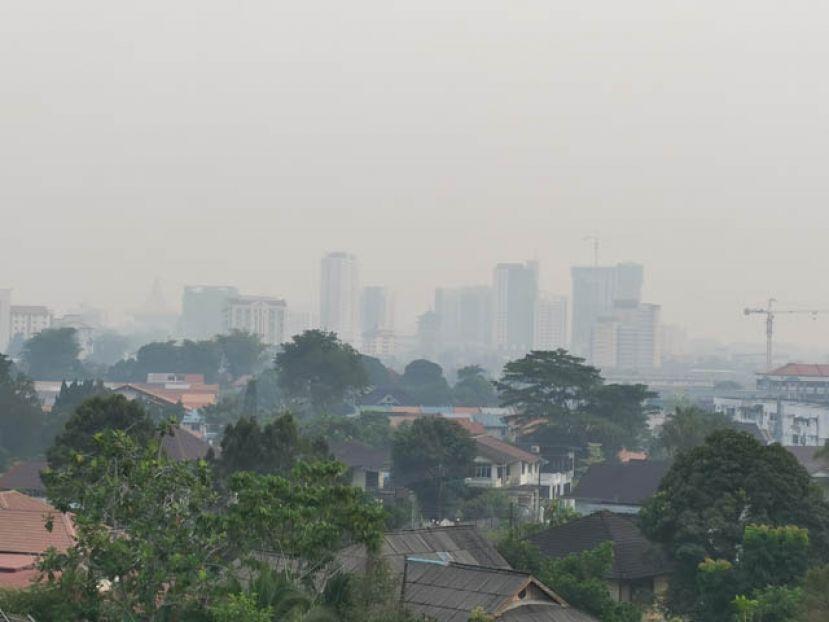 卫生部:空污破百点 公众应展延户外活动