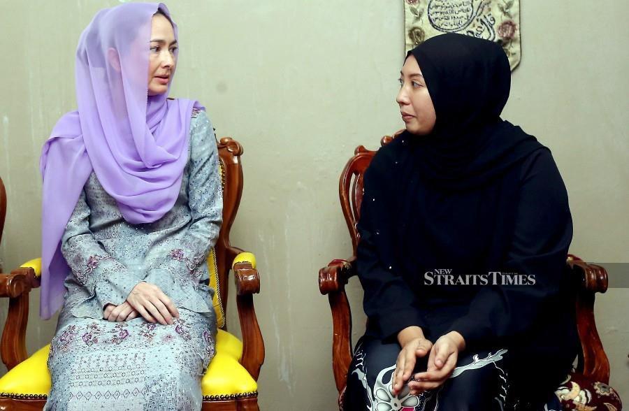 Major Zahir's widow sad she can't share pregnancy news with him