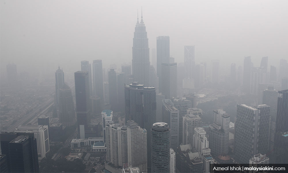 Yoursay: We can't solve the haze problem by wearing blinkers