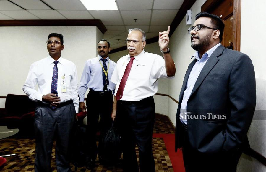 Bukit Aman record statements of Penang DCM II, rep in Zakir defamation probe