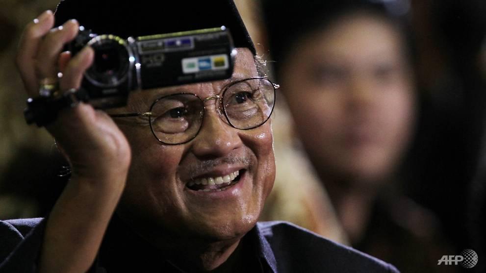 Former Indonesian president Habibie dies, aged 83