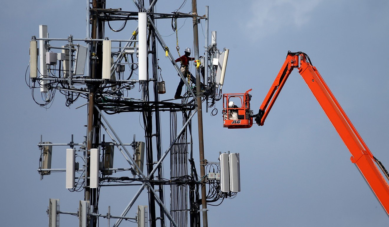 Philippines to allow Chinese state-owned China Telecom to build cell towers on military bases
