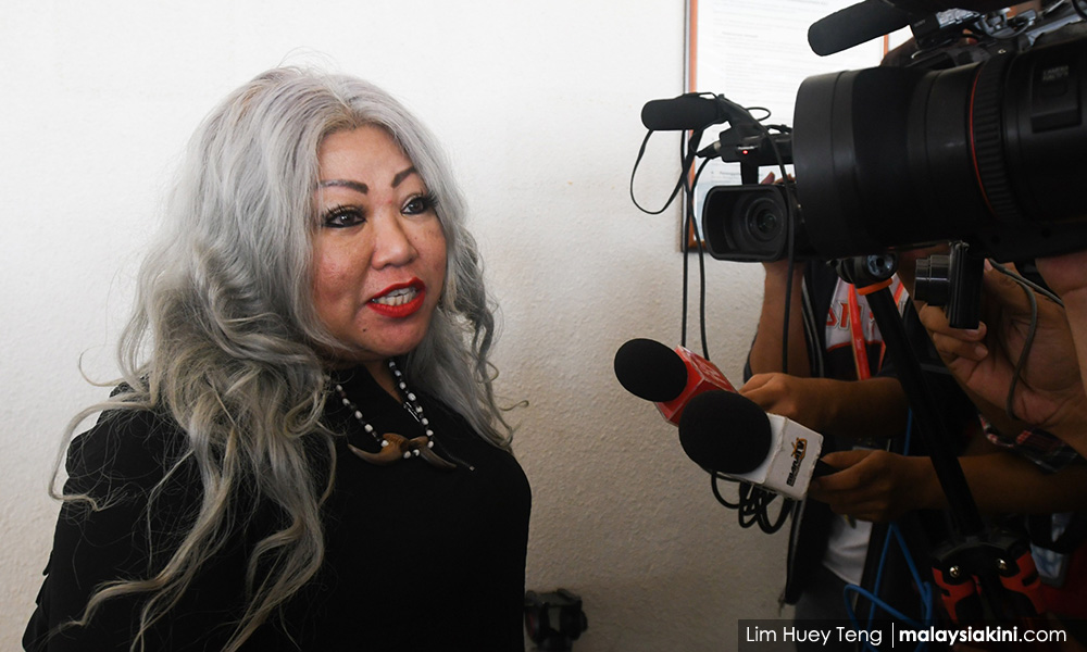 Siti Kasim sues Jawi, 18 others over 2016 transgender dinner