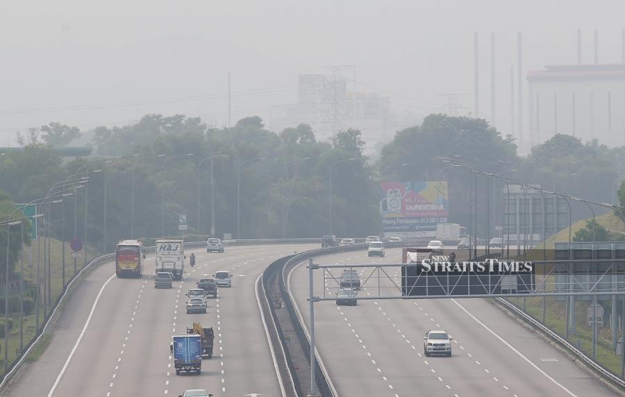 Better air quality recorded in Negri Sembilan; not so in Perak